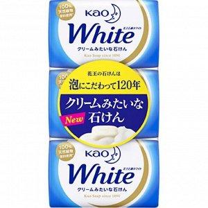 """231987 Увлажняющее крем-мыло для тела KAO """"WHITE"""" с ароматом белых цветов"""