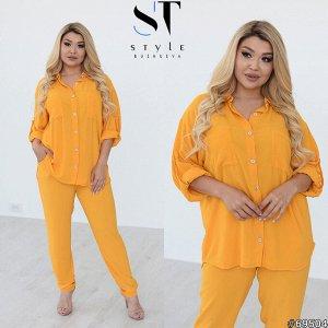 Костюм 69504 (рубашка+брюки)