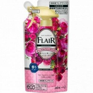 306883  КАО Flair Fragrance Styling Mist спрей для разглаживания  складок на одежде цветочный аромат 240 мл
