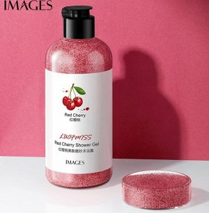 Скраб-гель для тела Eruyn Red Cherry Image, 300 мл