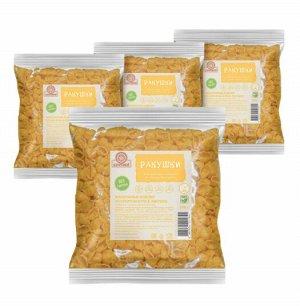 Макаронные изделия рисово-кукурузные Лапша 300 г без глютена Здоровей