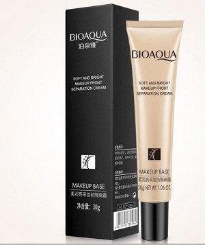 База под макияж BIOAQUA смягчающая, увлажняющая, скрывающая недостатки, 30 гр