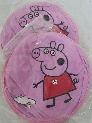 Шляпа дождевик (Розовая Свинка Пеппа)