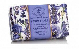 Мыло  Фиолетовые цветы / Fiori Viola