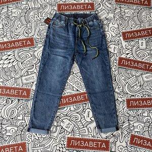 Джинсы Новинка в ассртименте от 15.06. Комфортные джинсы с высокой посадкой на резинке по поясу. Ткань плотная со стрейч. Идут в размер. Обратите внимание на Большие удачные карманы- визуально стройня
