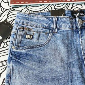 Шорты Новинка в ассортименте от 15.06. Шорты  с  отворотом по низу. Ткань плотная джинса со стрейч- очень комфортные для летнего отдыха. Модель идет в размер.