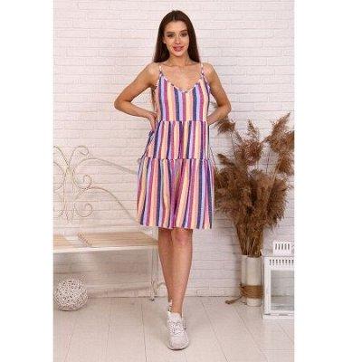 ДНС Трикотаж! Платье от 42 до 74 🔥Низкие цены — Сарафаны