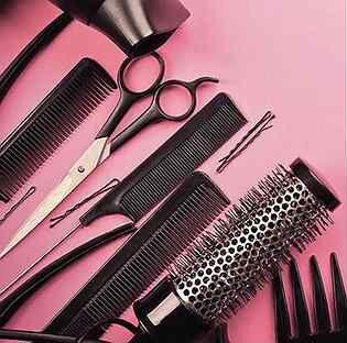 Индустрия красоты! Огромный выбор косметики — Парикмахерские принадлежности