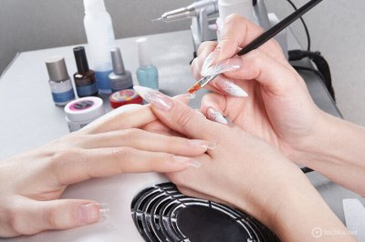 Индустрия красоты! Огромный выбор косметики — Наращивание ногтей