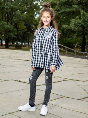 Блузка швейная для девочек