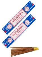 Ароматические палочки с маркировкой: SATYA Nag Champa