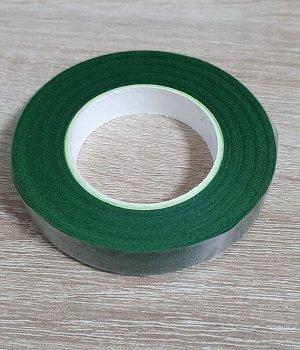 Тейп лента, 1,2 см, зеленый