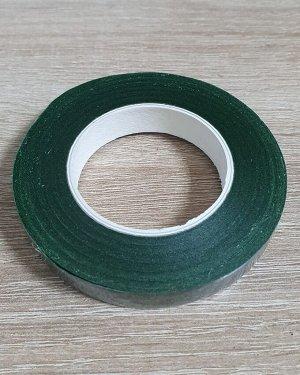 Тейп лента, 1,2 см,темно-зеленый