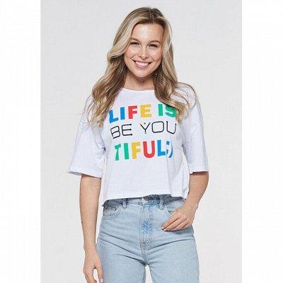 ✔Женский Мега-Маркет качественной одежды по стоковым ценам — Футболки