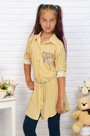 Детская Туника-рубашка 5540