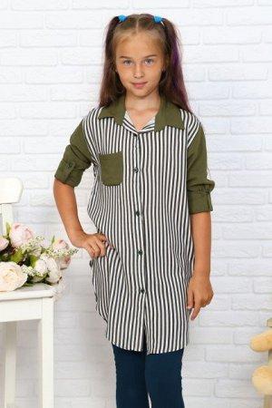 Детская Туника-рубашка 5527
