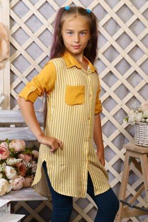 Детская Туника-рубашка 5525