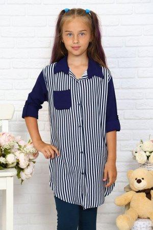 Детская Туника-рубашка 5524