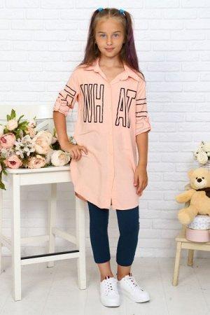 Детская Туника-рубашка 5565