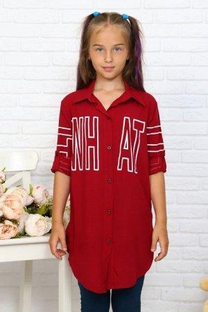 Детская Туника-рубашка 5562