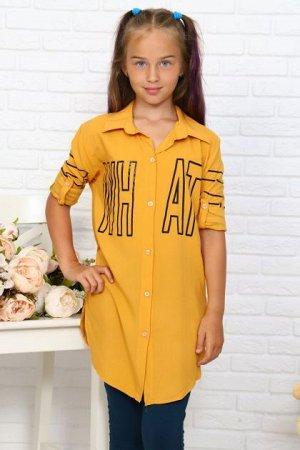 Детская Туника-рубашка 5559