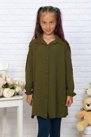 Детская Туника-рубашка 5556