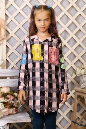 Детская Туника-рубашка 5550