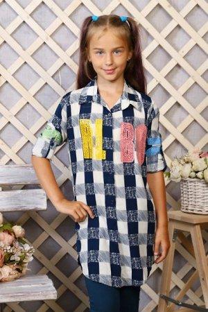 Детская Туника-рубашка 5549