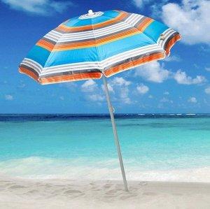 Пляжный зонт, 180 см
