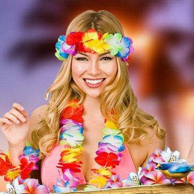 PARTY-BOOM — все для твоего праздника и куража! Шары — Все для праздника и карнавала, Гавайская вечеринка