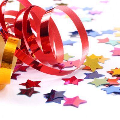 PARTY-BOOM — все для твоего праздника и куража! Шары — Все для праздника и карнавала, Конфетти, серпантин