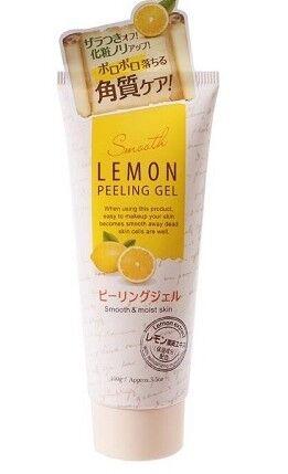"""LEMON-""""Пилинг-гель для лица с экстрактом лимона и гиалуроном"""