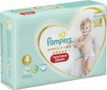 PAMPERS Подгузники-трусики Premium Care Pants д/мальчиков и девочек Maxi (9-15 кг) Упаковка 38