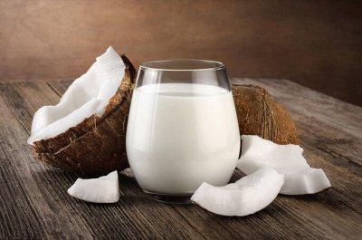Кокосовое молоко-вкусно и мега полезно — Кокосовая продукция