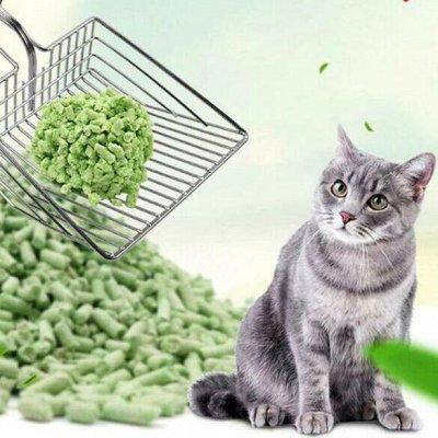 """Премиум корма + Наполнители, смываемые в унитаз — НОВИНКА - Наполнитель """"Чистый Котик"""" ТОФУ - смывающийся"""