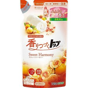 Жидкое средство для стирки белья Top Sweet Harmony (длительный аромат) МУ 720г