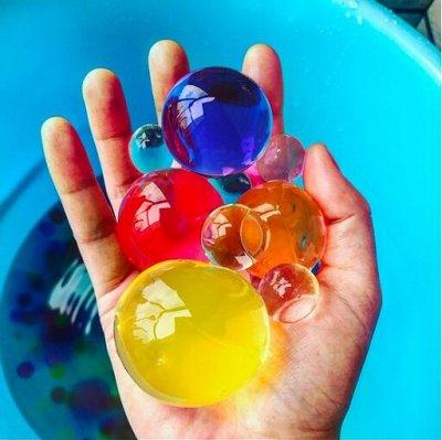 ОРБИЗ, мыльные пузыри и разные мелочи для деток — ОРБИЗ - Забавные шарики растущие воде
