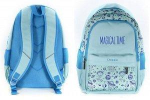 "Рюкзак школьный ERGONOMIC M5 ""MAGICAL TIME"" 45х30х15 см LXBPM5-MT LOREX {Китай}"