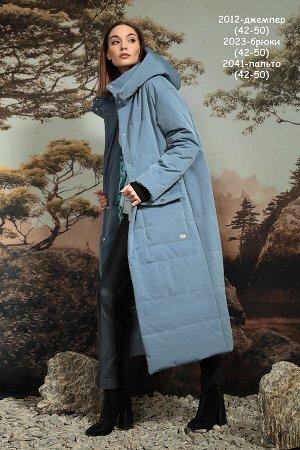 Пальто зимнее NivNiv
