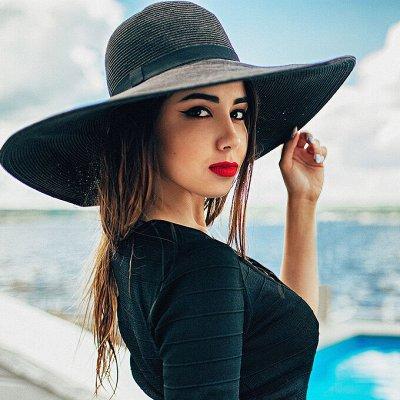 Женские шляпы и панамы. Аксессуары для волос