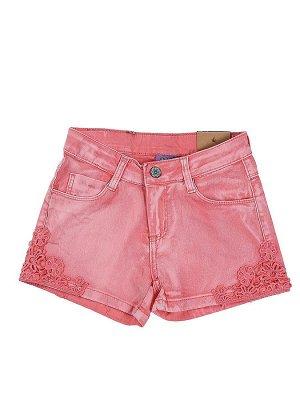 Шорты текстильные для девочек