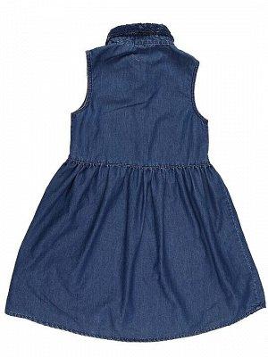 Платье джинсовое для девочек