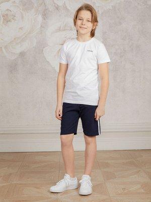 Комплект трикотажный для мальчиков: футболка, шорты