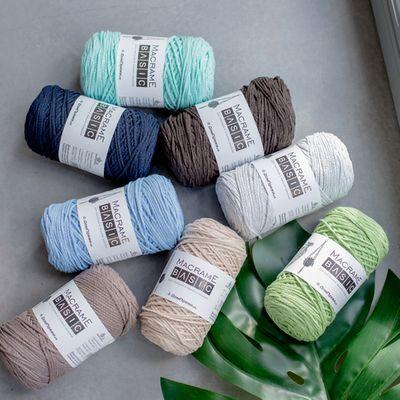 ❣ Модное Хобби Вязание * Летний Ассортимент — Для плетения в технике Макраме
