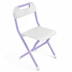 Стул детский складной ССД.02 (Фиолетовый)
