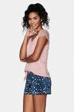 38629 EXA Пижама женская с шортами