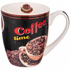 Кружка КРУЖКА LEFARD 400 МЛ (КОР=36ШТ.)  Материал: Фарфор Кружка TM Lefard  привлекает дизайном на тему Кофе, никогда не теряющей популярности. Кружка изготовлена из качественного фарфора. Отличный в