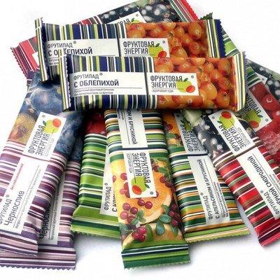 ПП-вкусняшки для фитоняшки! и не только)Ешь и стройней) — Фрутилад, протеиновые батончики. Есть детские! 🍫