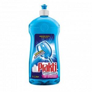Dr Prakti Professional Жидкость для ПММ для блеска посуды 1 л