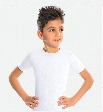 Донесс -Турецкое белье для всей семьи — Майки для мальчика